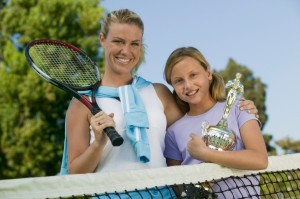 kids tennis summer camp
