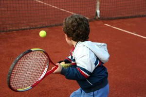 Tennis camp for kids